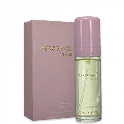 ARROGANCE FEMMEArrogace profumo femminile presentato nel 1982 come una fragranza floreale, con aldeidi, bergamotto, aro