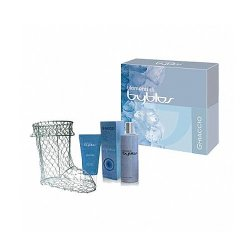Byblos -  ghiaccio - eau de toilette 120 ml + body lotion 100 ml + gift cestino
