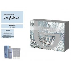 Byblos Ghiaccio Confezione Regalo Eau de Toilette 120ml+ Shower Gel 100ml+ Body Lotion 100ml