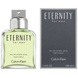 CALVIN KLEIN Eternity Men EDT 100mlEternity di Calvin Klein è una fragranza aromatica Fougere per gli uomini.  L\'etern